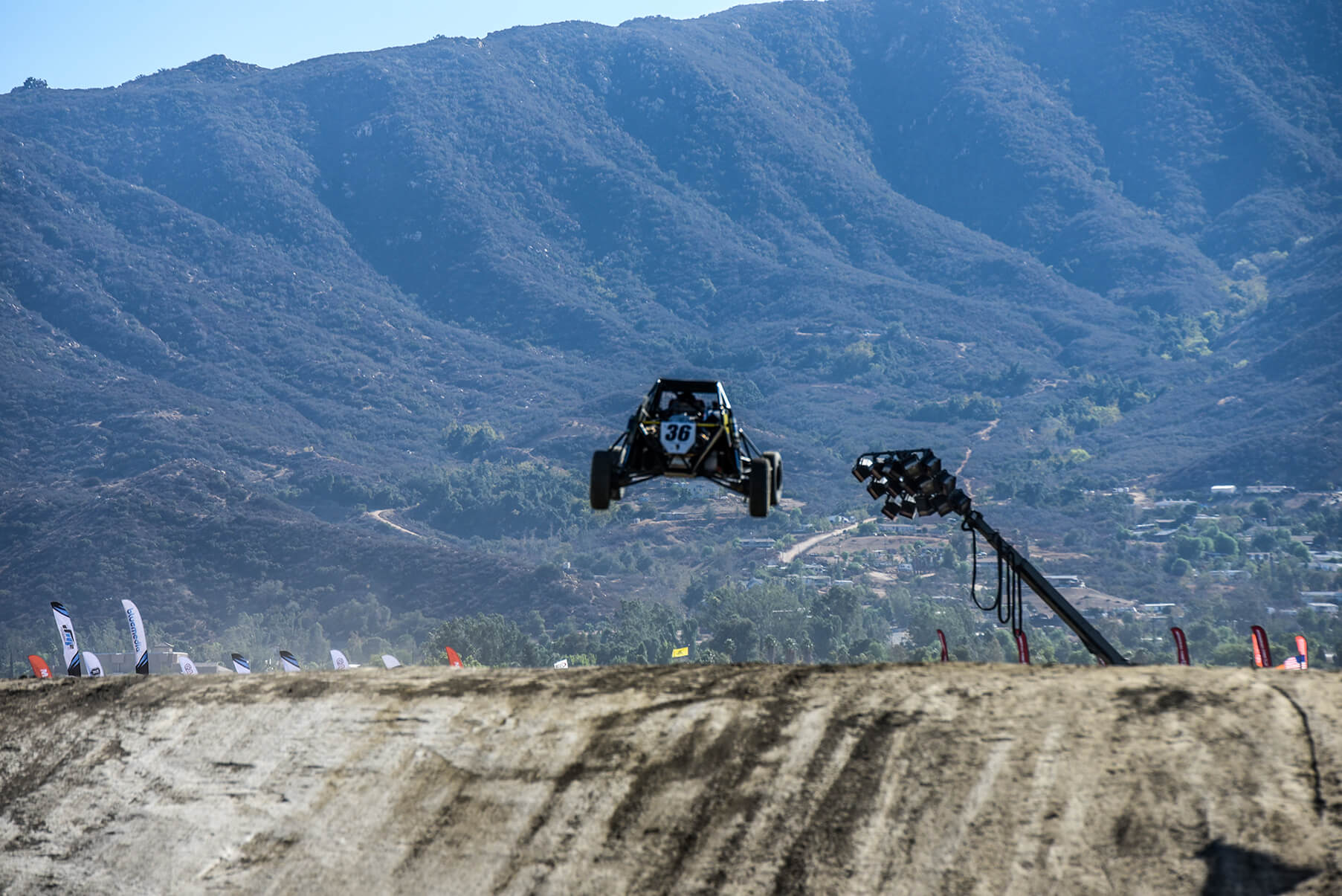 Daely Pentico Racing Buggy