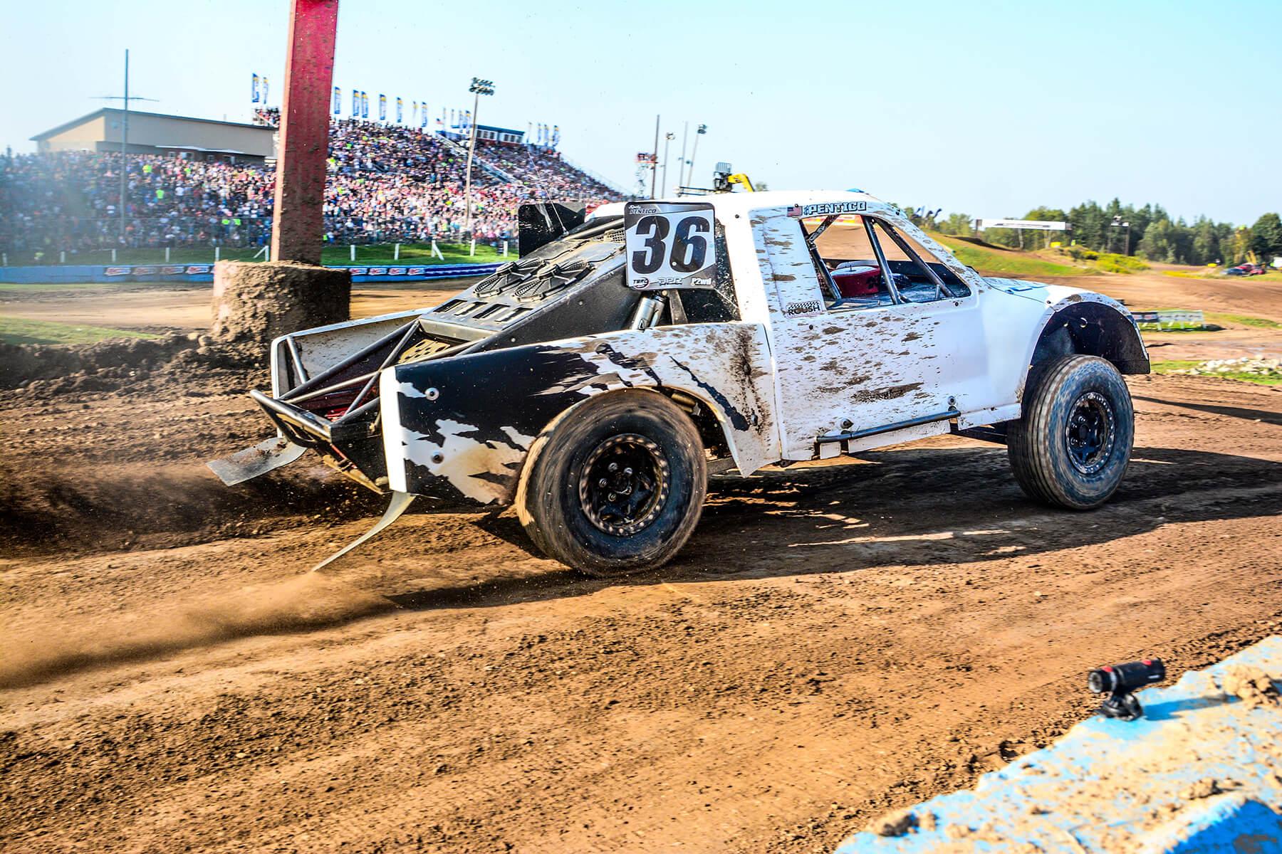 Daely Pentico Racing Car
